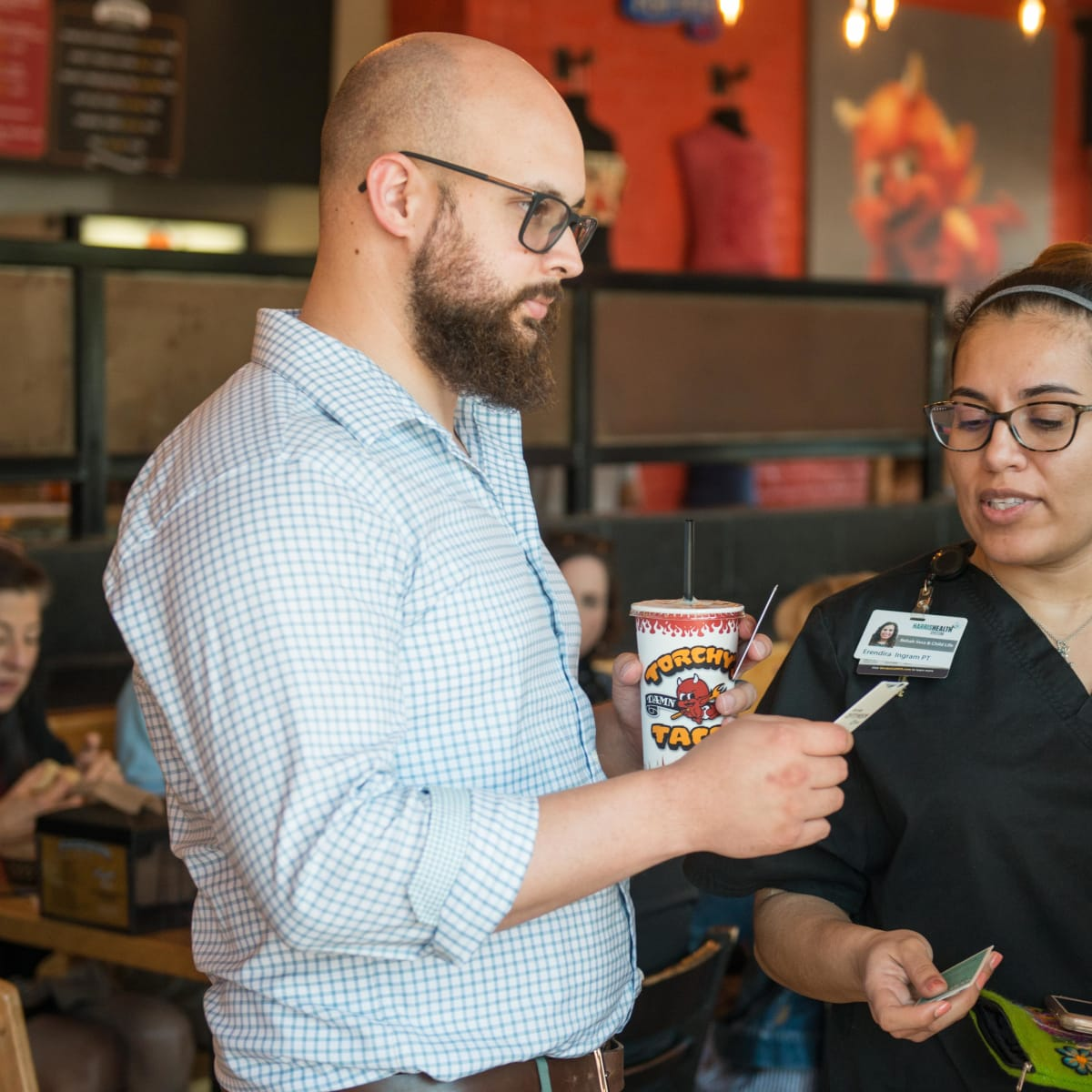 Frost It Forward Torchy's Tacos