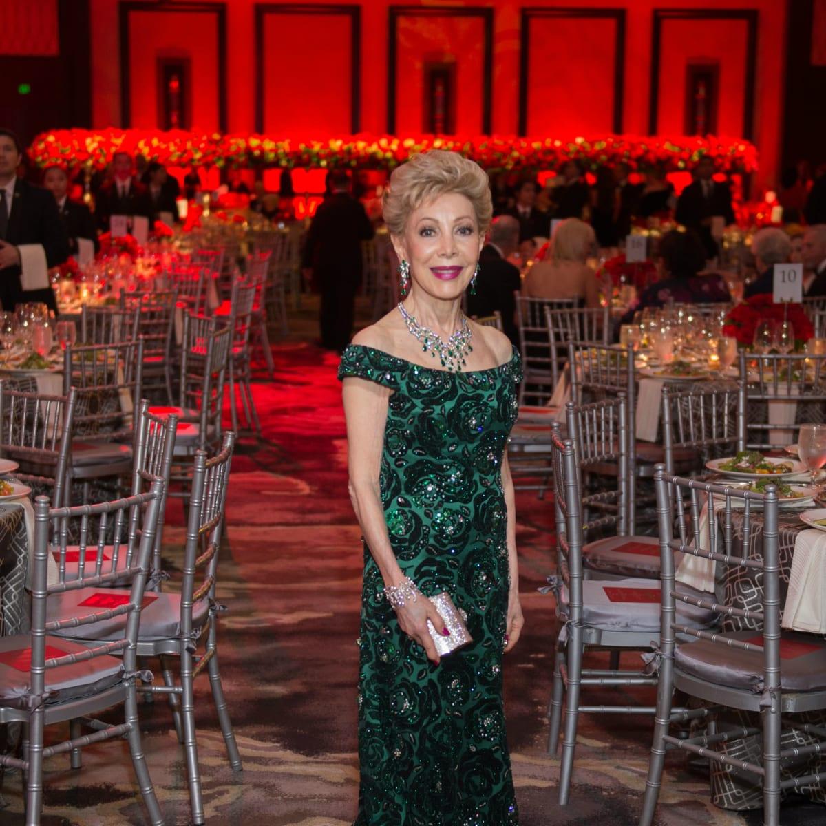 Houston Grand Opera Placido Domingo ball Margaret Alkek Williams