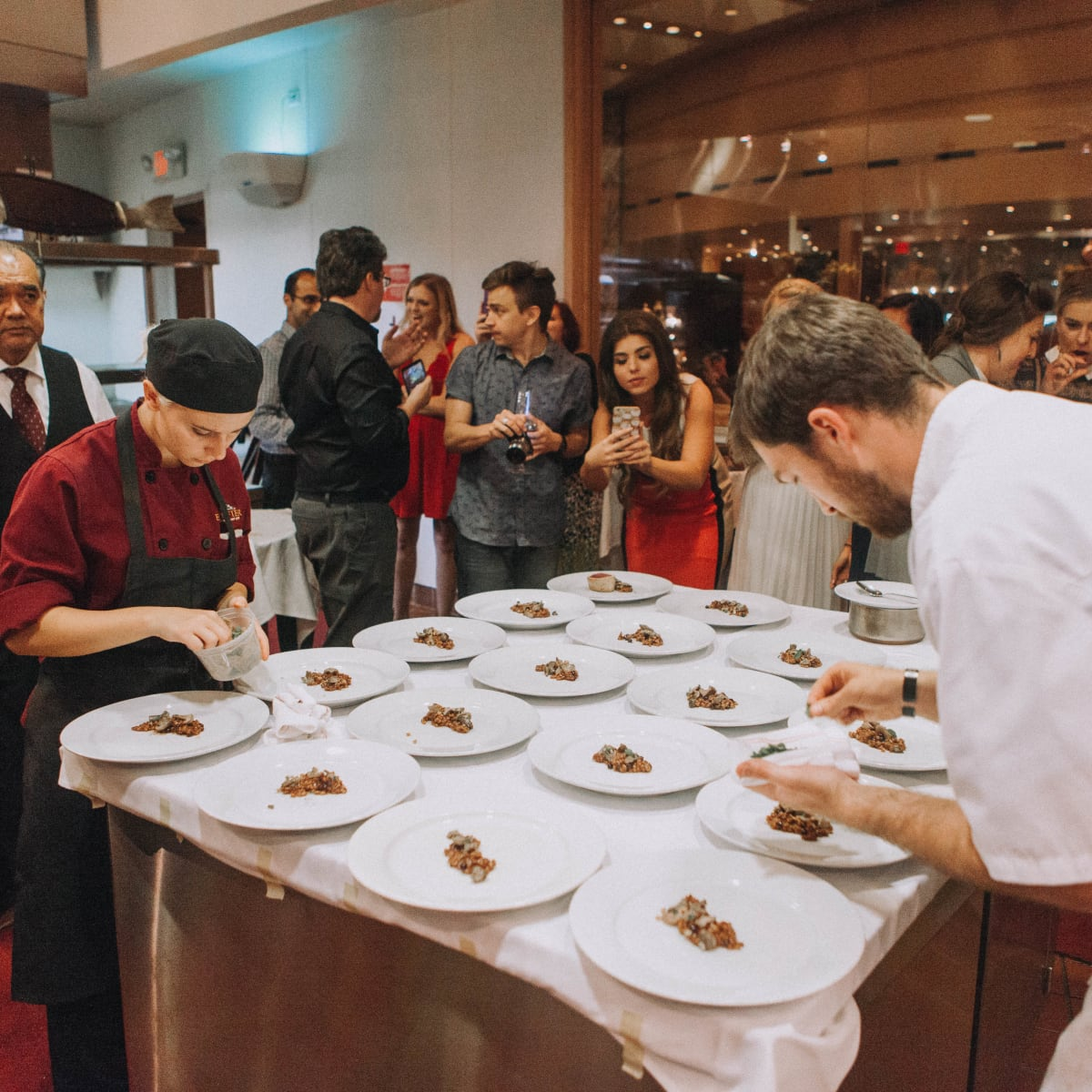 Chef Austin Waiter