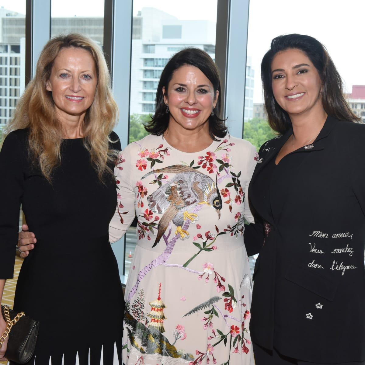 Lynn McBee, Melissa Sherrill Martin, Jenifer Strauss