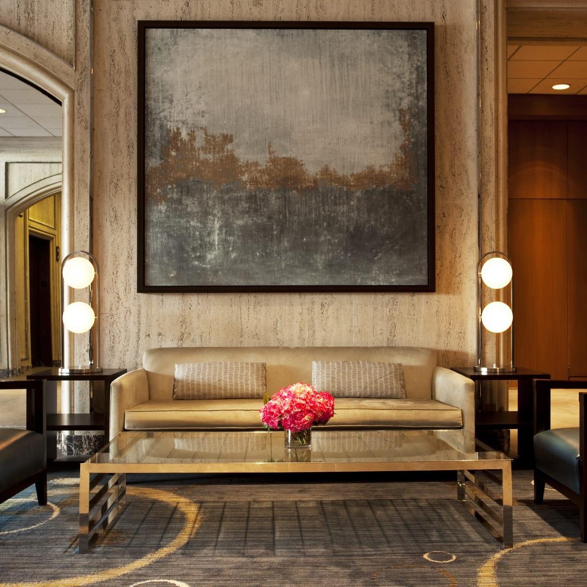 Westin Oaks Houston lobby