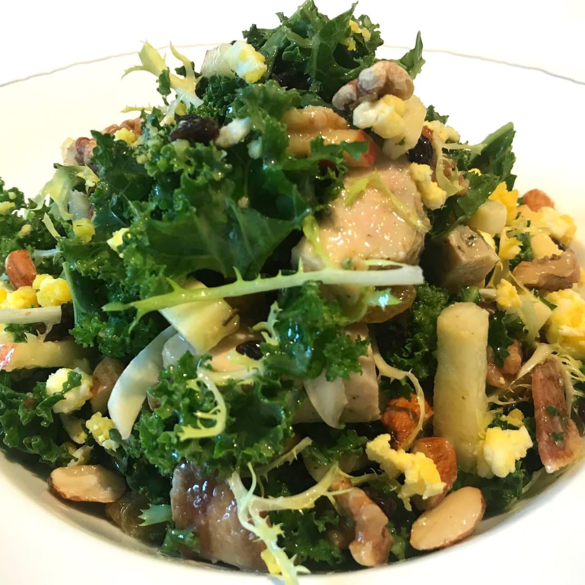 Cultivated F+B Lancaster Hotel lancaster salad