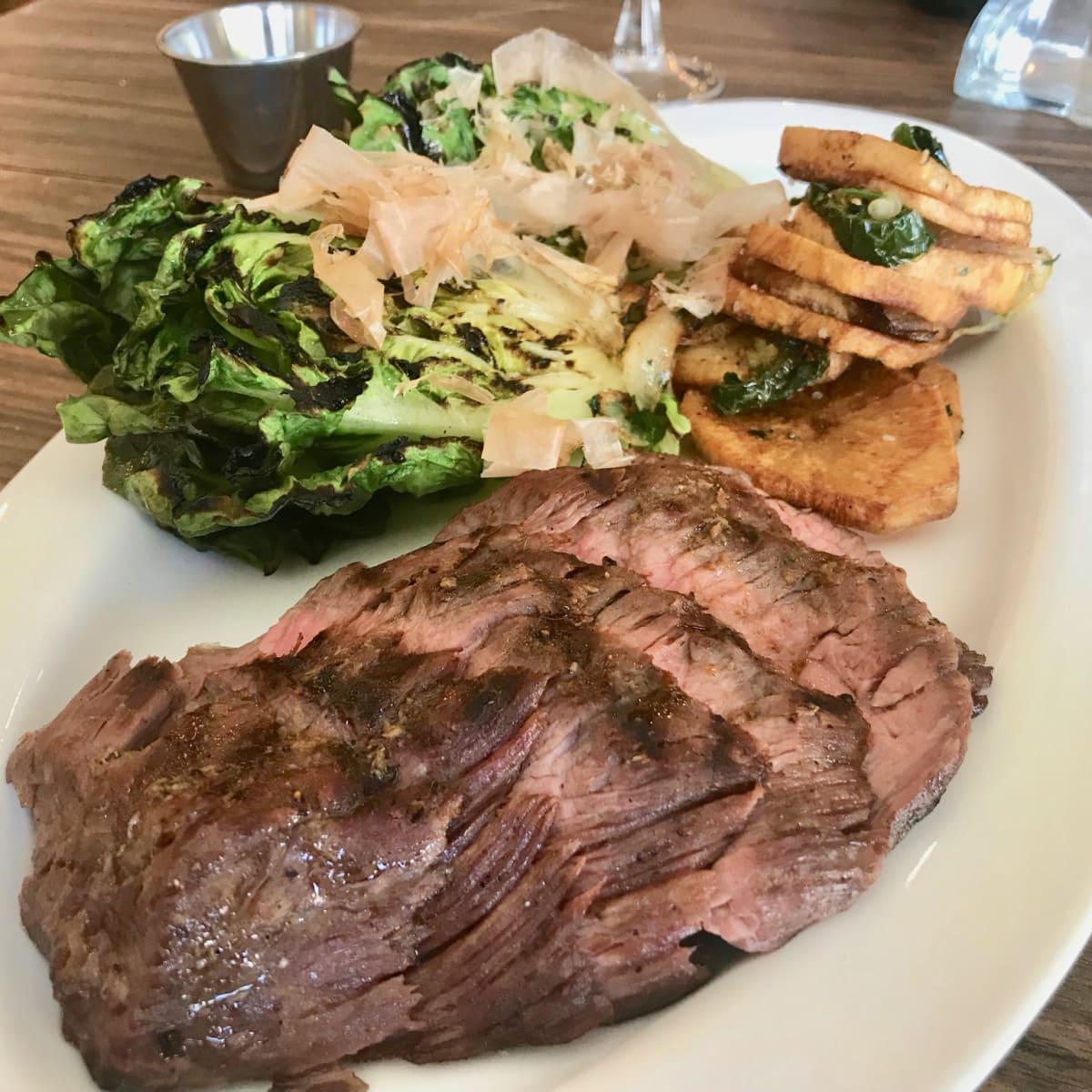 2840 Dukessa bavette steak