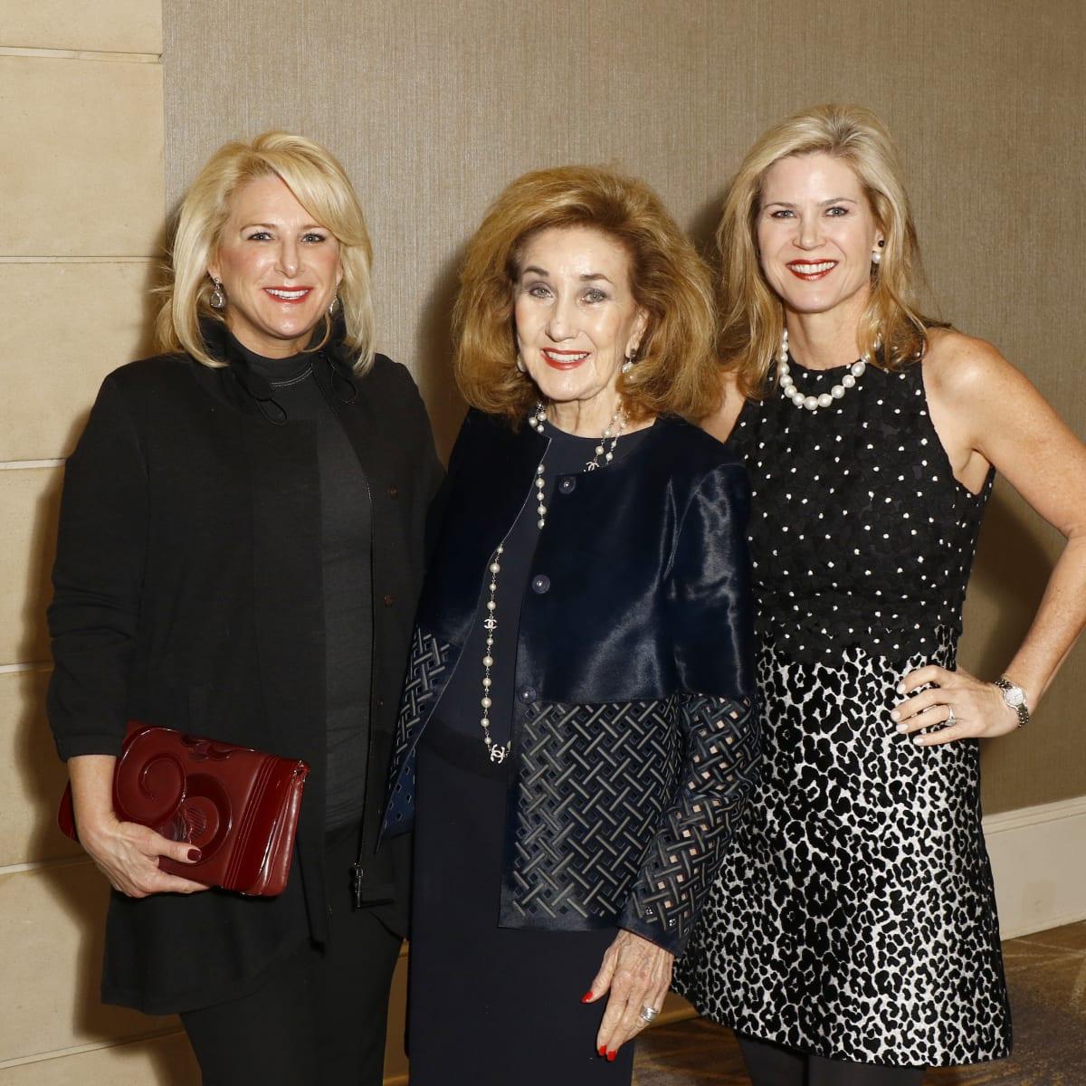 Kim Jacobs Calloway, Doris Jacobs, Teffy Jacobs