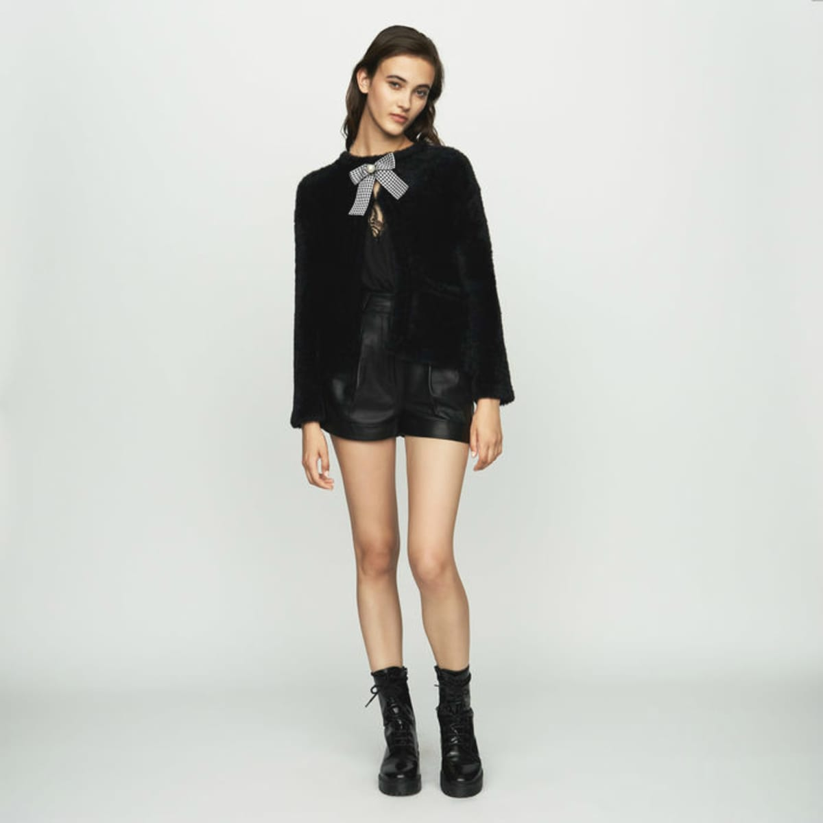Maje women's wear black Paris