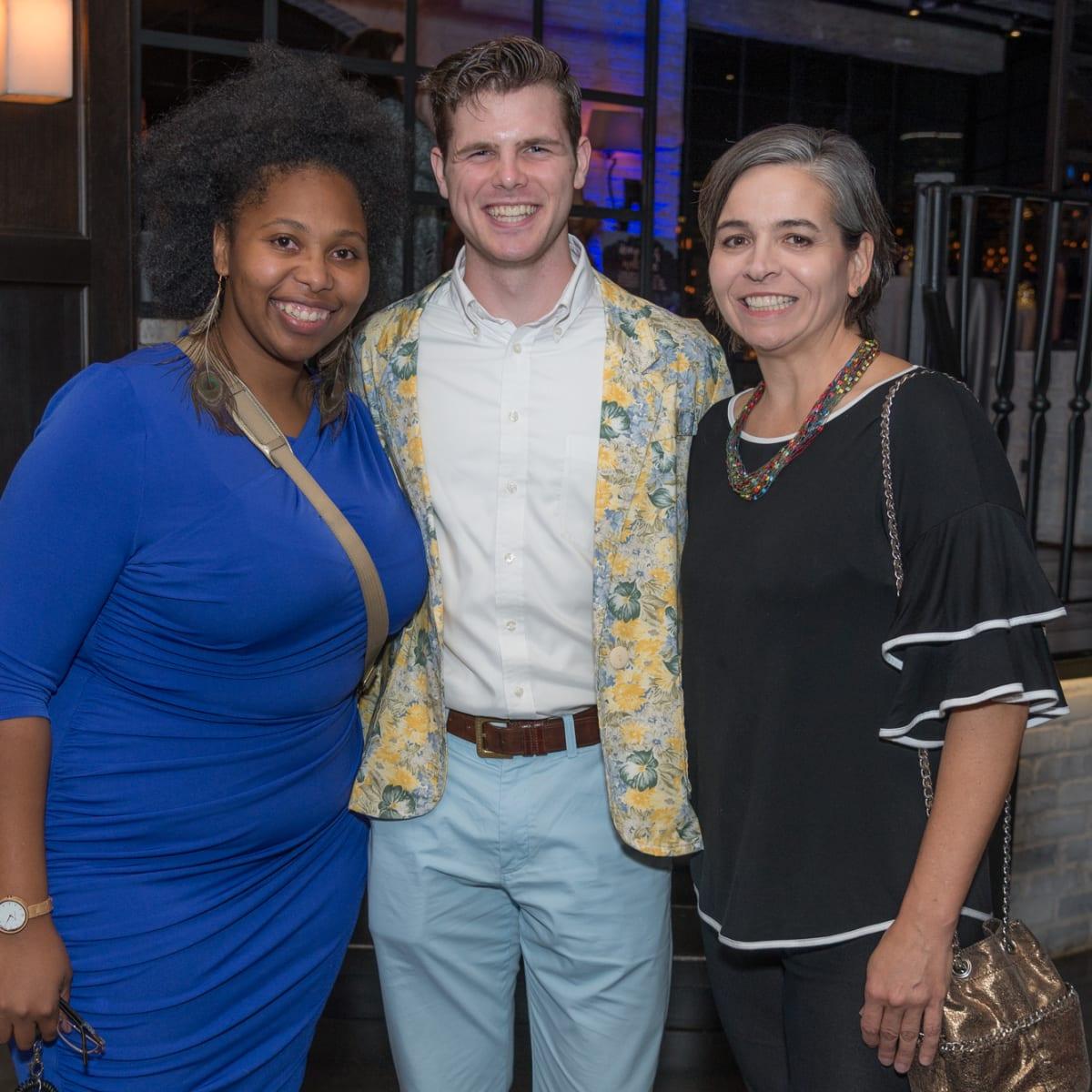 WITS Gala 2018: Deborah Mouton, Jackson Neal, Debbie McNulty