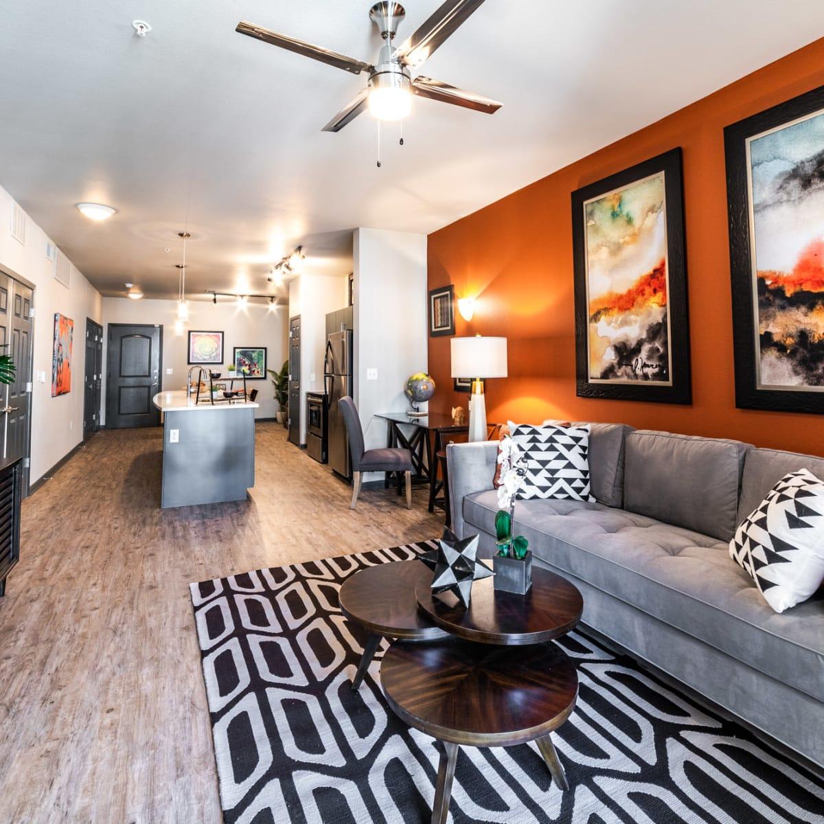 Trinity Residences apartment Fort Worth