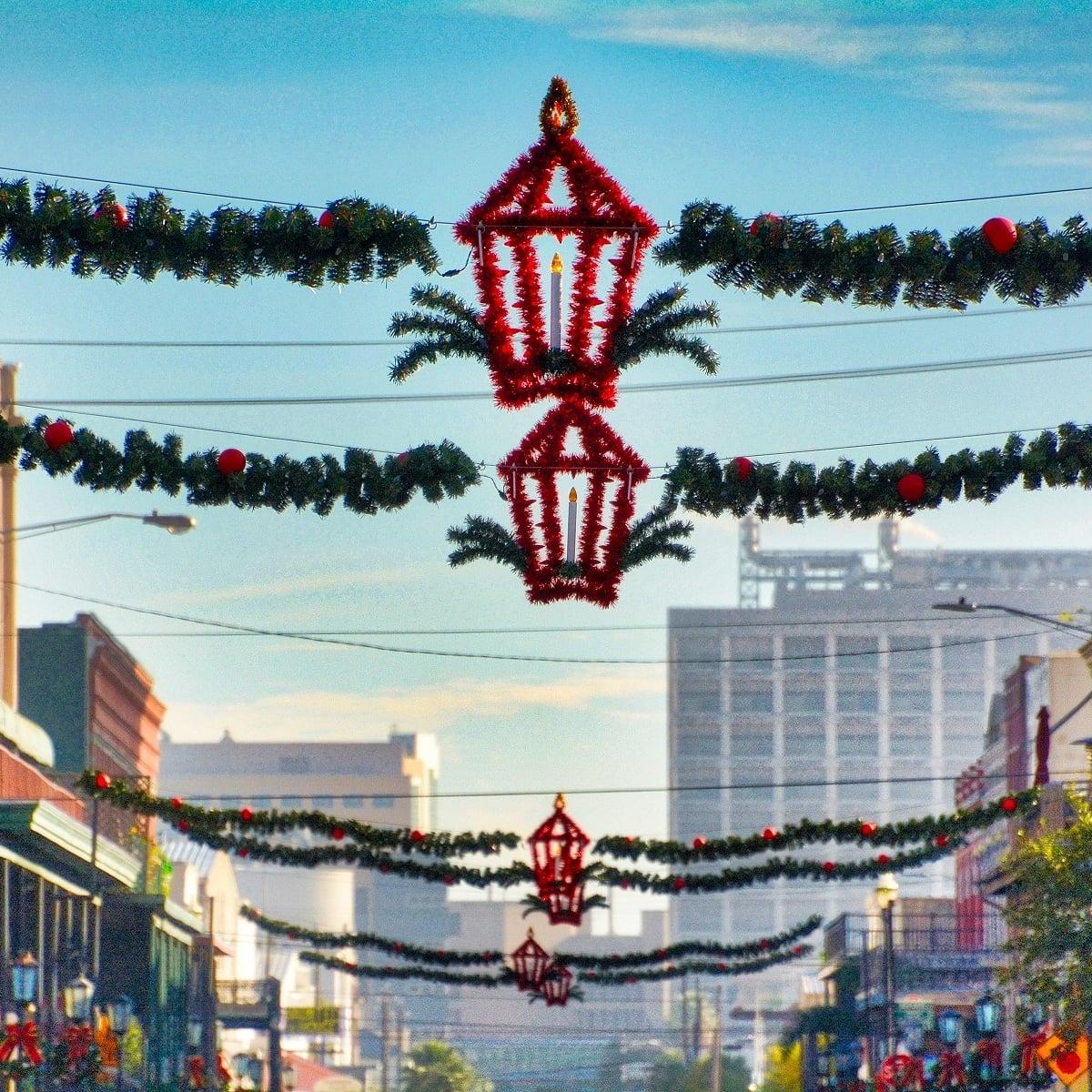 Historic Galveston Island Christmas