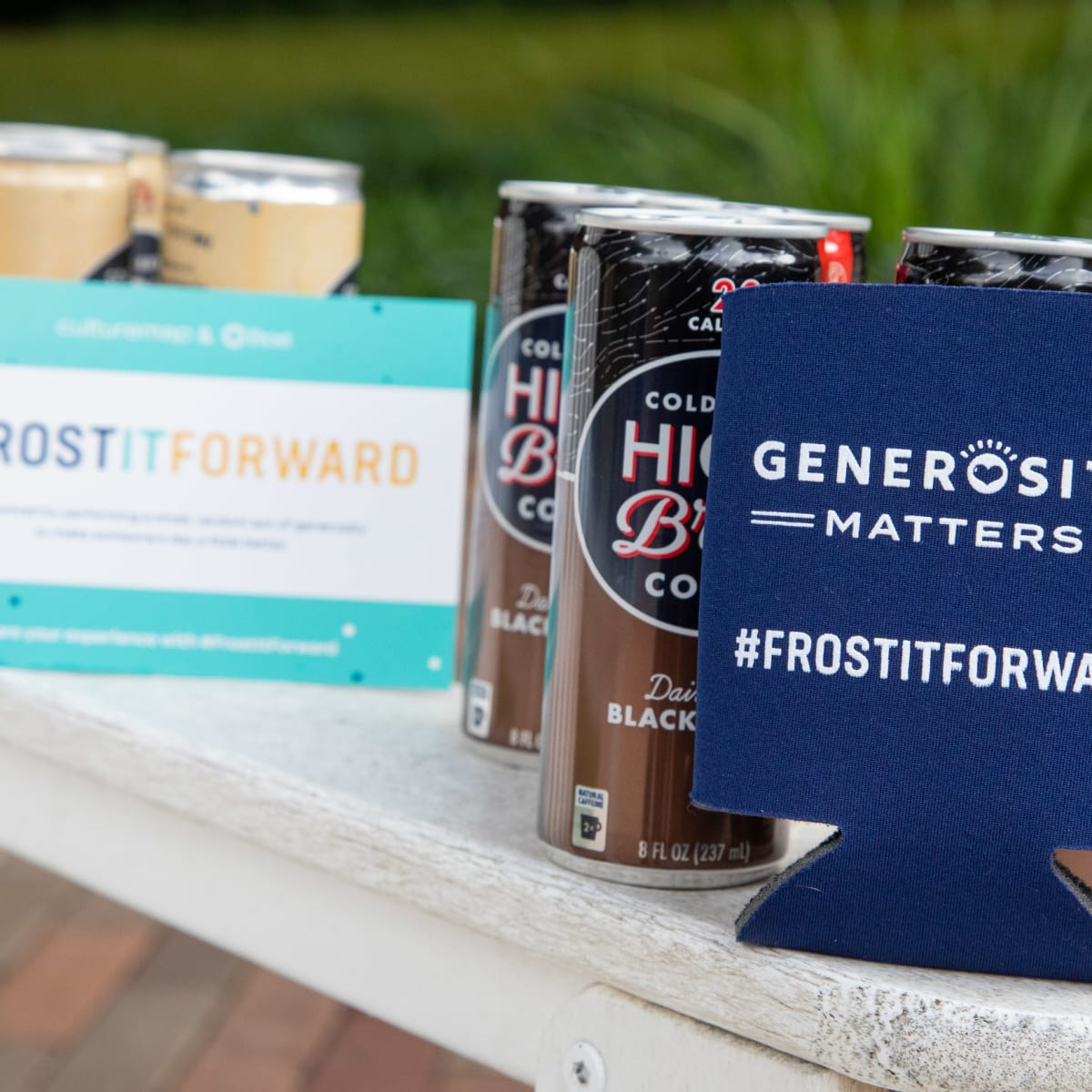Frost pop-up at Trinity University