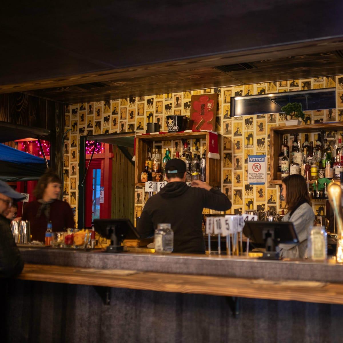 Domo Alley-Gato bar