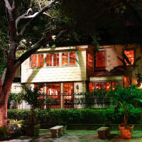 Places-Eat-Backstreet Cafe-exterior-night-1