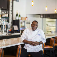 Headshot of Chef Mark Holley