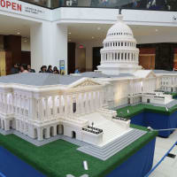 THE LEGO® Americana Roadshow presents BUILDING ACROSS AMERICA