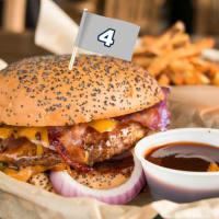 Snuffer's DAK Burger