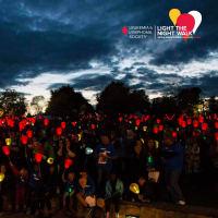 Leukemia & Lymphoma Society's Light the Night Walk