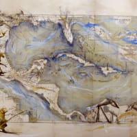 Redbud Gallery presents Luis Moro: Animal Cartography