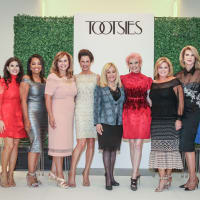 Women of Distinction, Sept. 2016 class photo