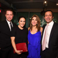 Houston, Dress for Success Cuisine for a Cause, Oct. 2016, Todd Forester, Kelli Kickerillo, Neekie Kashani, Amir Kashani