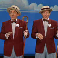 Bing Crosby and Danny Kaye in White Christmas