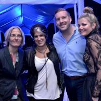 Houston, Susie Bean Gives fundraiser, Dec 2016, Monica Pope, Celeste Tammariello, James Hedleston, Dr. Layla Salek