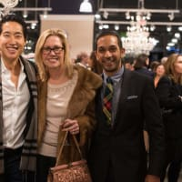 36, charming charlie, grand opening party, CityCentre, December 2012, Charlie Chanaratsopon, Judi Langley, Suchit Majmudar