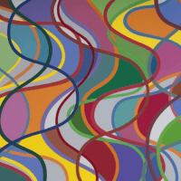 "Arts Brookfield presents ""Geometry and Movement - The Language of Color in Motion"" opening reception"