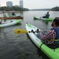 Congress Avenue Kayaks presents Cupid's Cruise