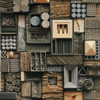 """Williams Tower Gallery and Curator Sally Spout present """"The Art of Found Objects - Redux!"""" opening reception"""