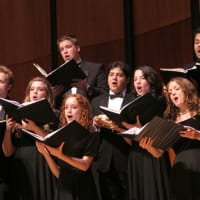 Moores School of Music Choruses/University of Houston Women's and Men's Choruses and Small Groups