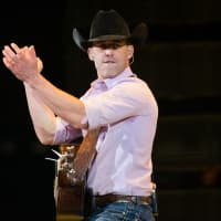 Aaron Watson at RodeoHouston opener 2017