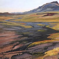 """William Reaves   Sarah Foltz Fine Art presents """"Mary Baxter: Painting Far West Texas"""" opening reception"""