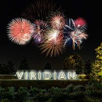 Viridian fireworks