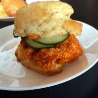Morningstar chicken biscuit