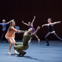 AT&T Performing Arts Center presents L.A. Dance Project