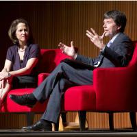 Houston Public Media presents An Evening with Ken Burns and Lynn Novick