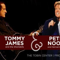 Tommy James and Peter Noone