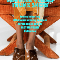 Sunroom presents Brother Vellies Trunk Show