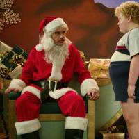 Billy Bob Thornton in Bad Santa