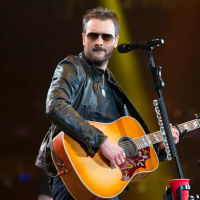 Eric Church at Houston Rodeo opening night March 3, 2015