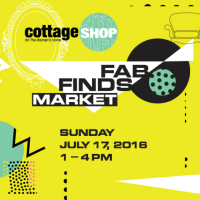 The Cottage Shop presents Fab Finds Market