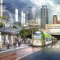 Project connect Austin traffic transportation