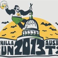 Austin Photo Set: Events_GorillaRun_Downtown_Jan2013