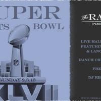 Austin photo: Events_Super Bowl Parties_The Ranch Live Halftime_Jan 2013_flyer