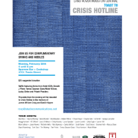 Crisis Hotline Cocktail Fundraiser