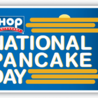 Austin Photo Set: Events_IHOP National Pancake Day_Various_Feb 2013