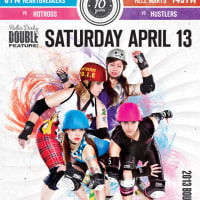 The Texas Rollergirls have their 3rd event of the 2013 season with Texas Girl Scouts Night