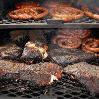Barbecue at Pecan Lodge in Dallas