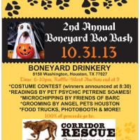 Second Annual Boneyard Boo Bash