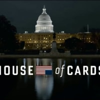 title image for House of Cards on Netflix with U.S. Capitol