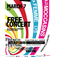 2014 French Cultures Festival Kickoff Concert